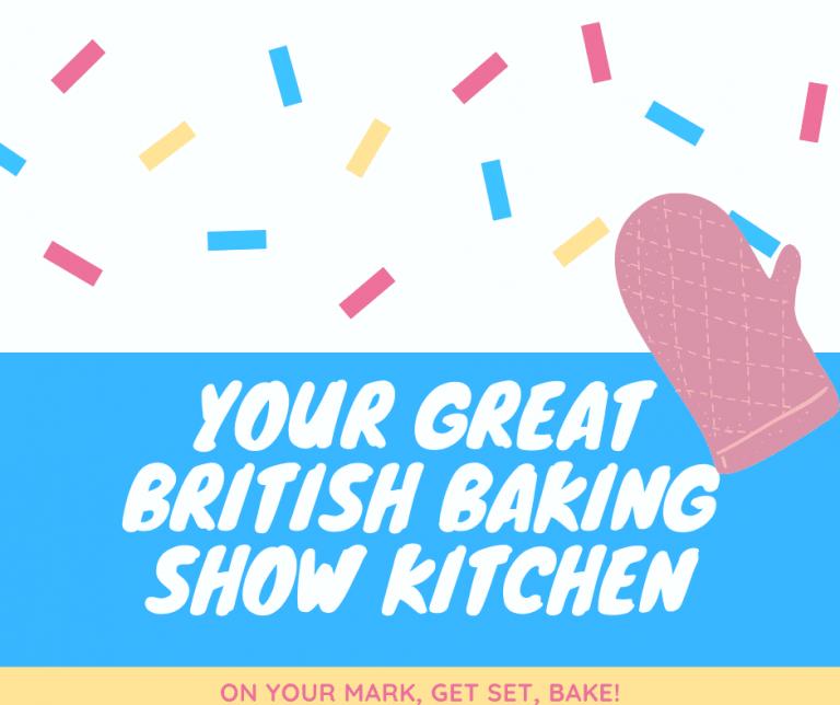 Great British Baking Show Kitchen