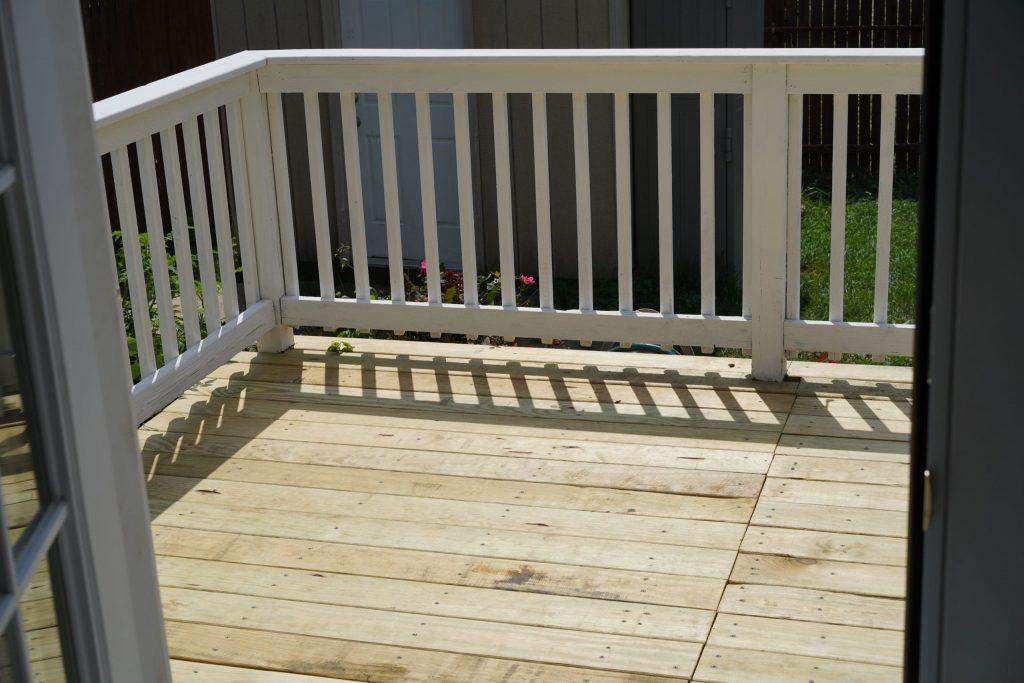 Deck DIY