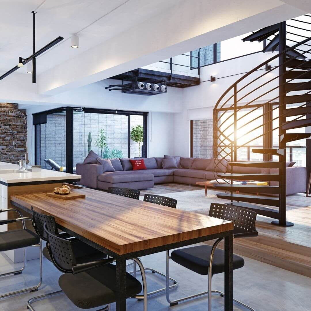 Industrial Decor and Style