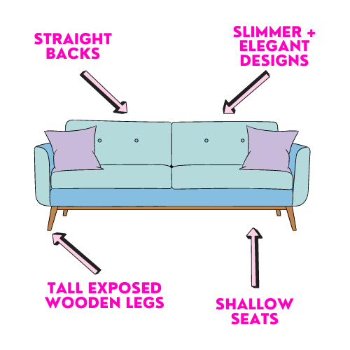 Small Living Room Settee