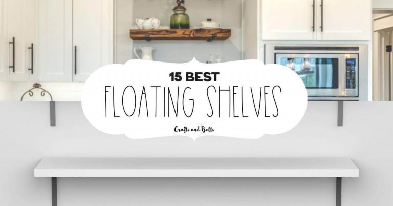 Floating Shelves Feature
