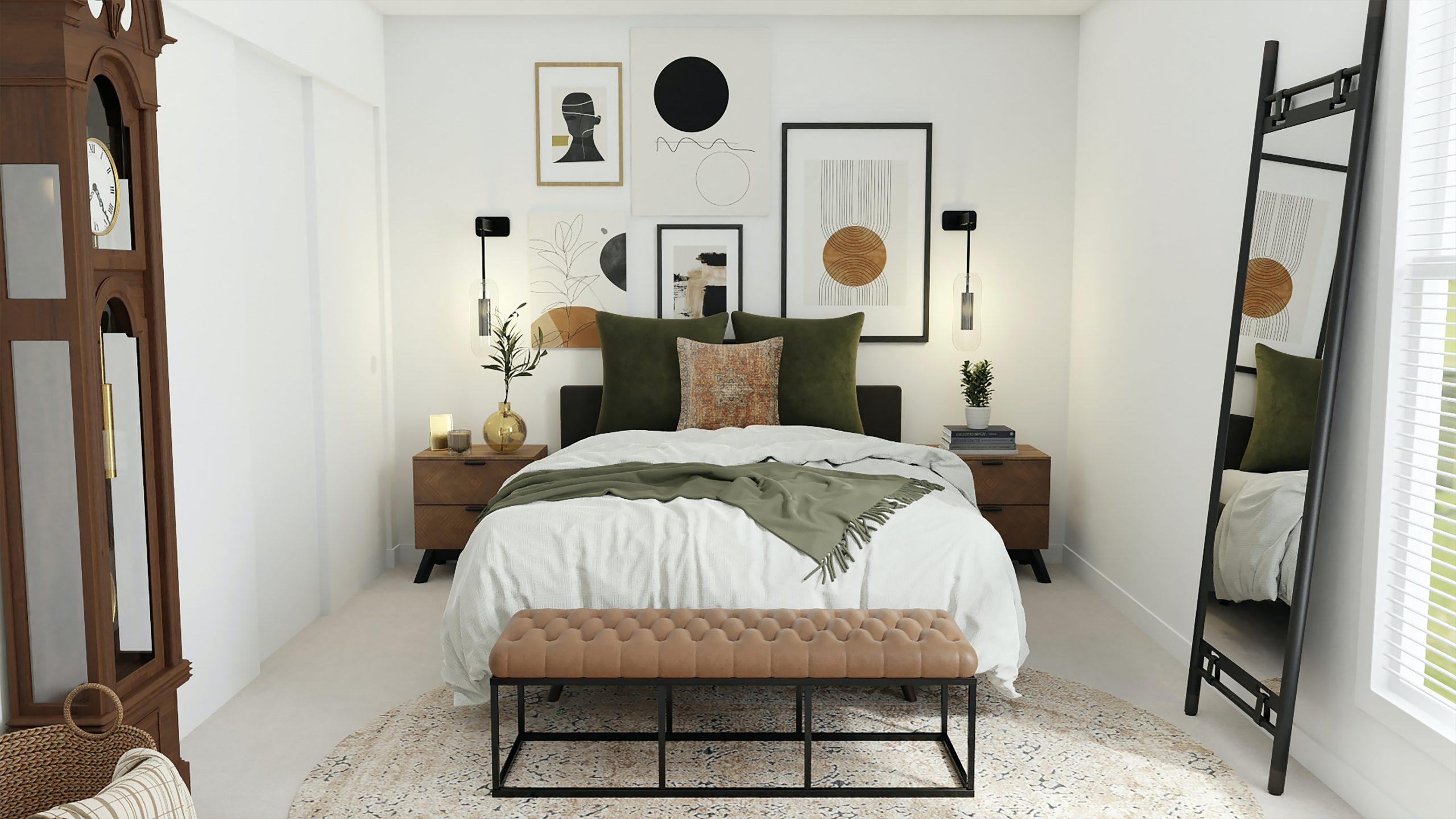 Bedroom Modern Serenity